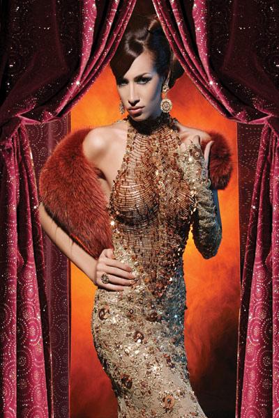 مدل لباس شب و مدل لباس مجلسی