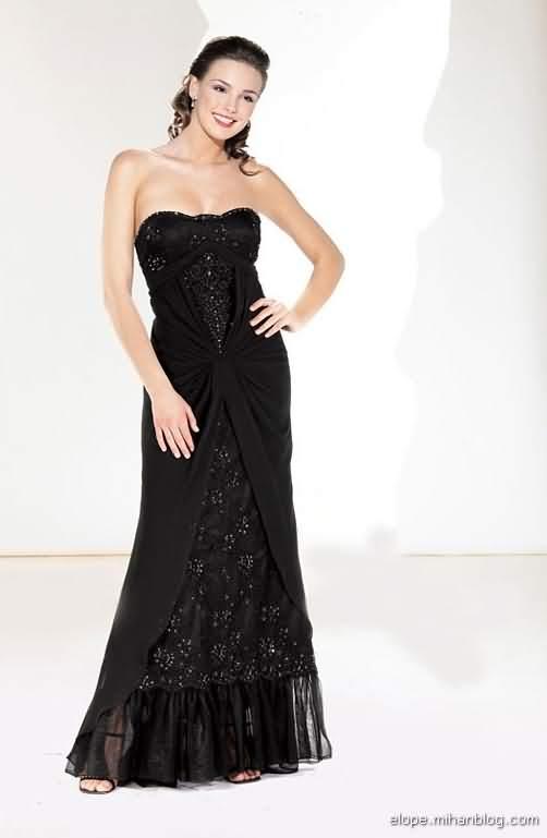مدل لباس شب قشنگ