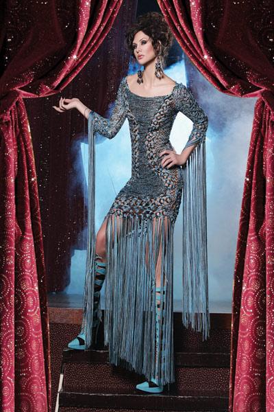 لباس لختي شب